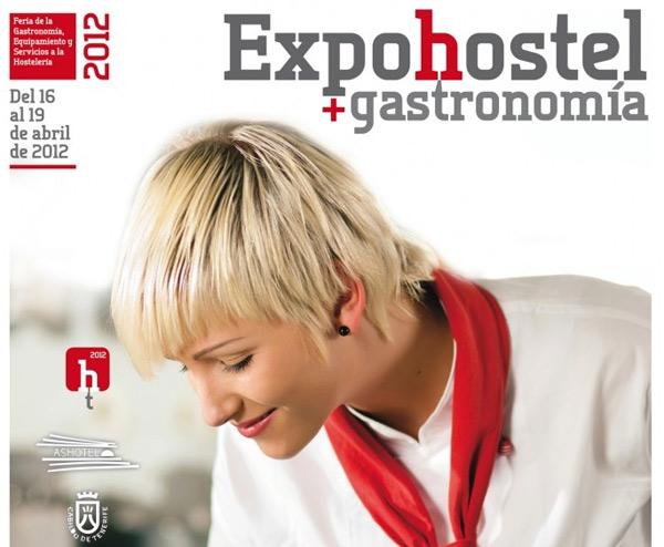 Seranca les invita a EXPOHOSTEL+gastronomía