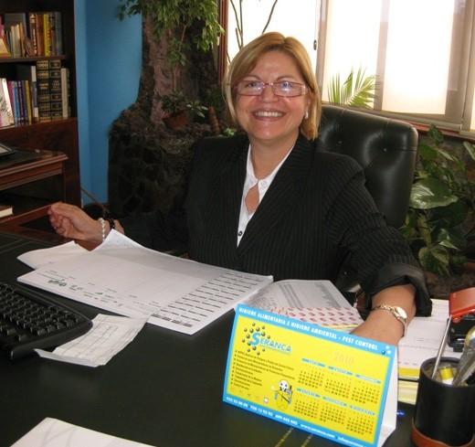 Entrevista a Rita Bolaños, Gerente de Seranca