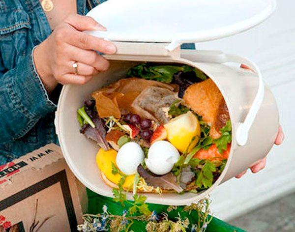 Cómo evitar el despilfarro de alimentos y recursos naturales y cuidar el medio ambiente