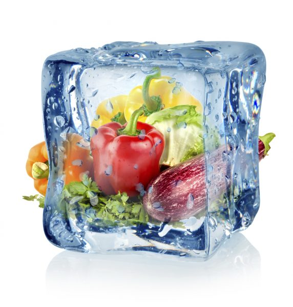 Cómo saber si se ha roto la cadena de frío en alimentos congelados