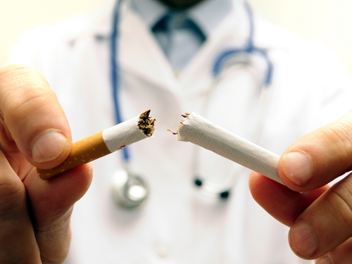 Promesa para 2017: dejar de fumar