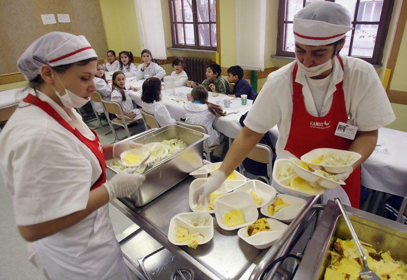 Seguridad alimentaria en comedores escolares