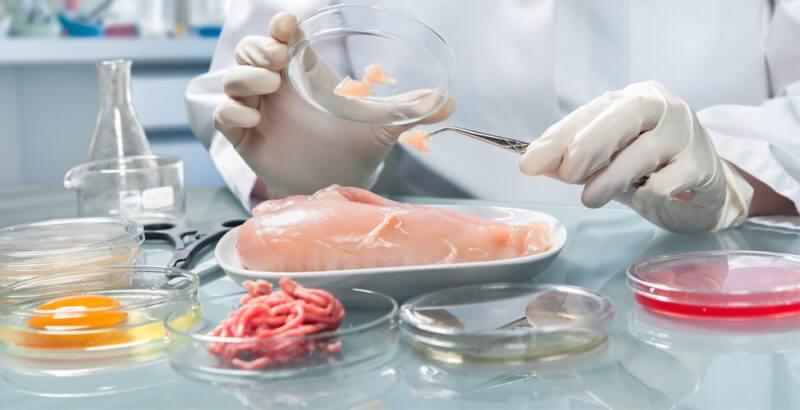 Químicos, alimentos y consumidores