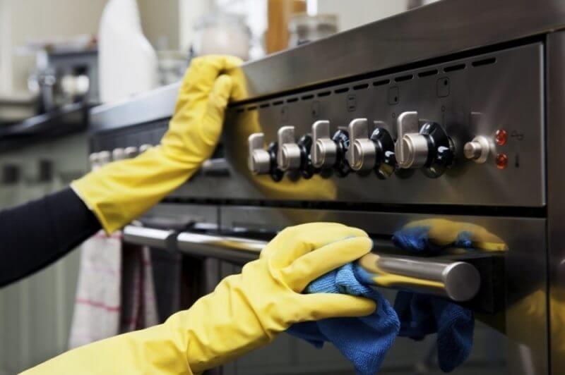 Protocolo de limpieza para prevenir la propagación de norovirus