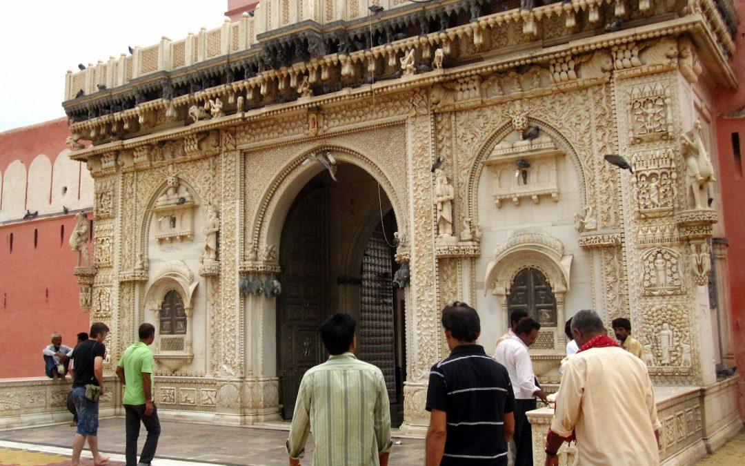 Karni Mata, el templo de las ratas en la India