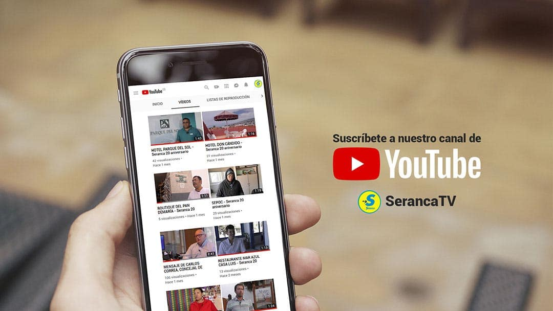 SerancaTV canal de youtube