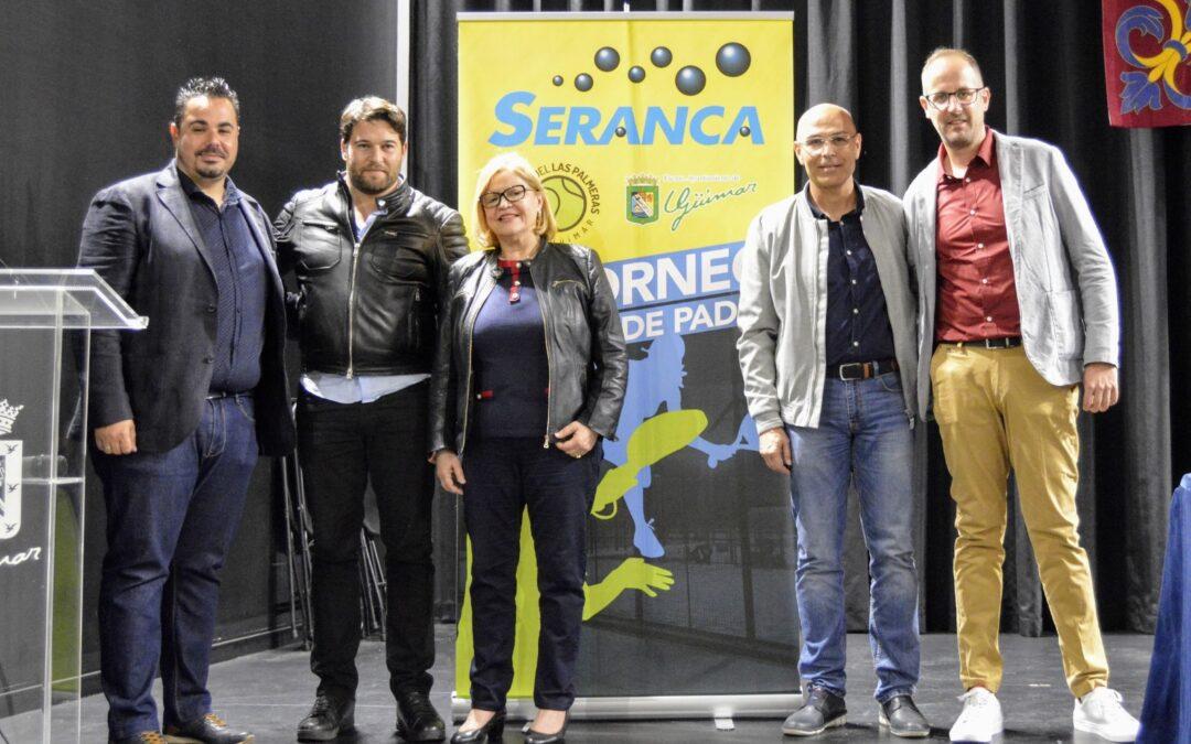 ¡EL 1er TORNEO DE PÁDEL SERANCA – CLUB LAS PALMERAS DE GÜÍMAR 2.0 ESTÁ AQUÍ!